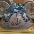 Disney Parks Walt Disney World Princess Cinderella Slipper Ear Hat New