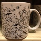 Disney Parks Mrs Potts Chip Lumiere and Cogsworth Be Our Guest Ceramic Mug Cup