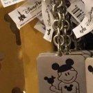 Disney Parks Boy with Ear Hat Metal Keychain James New