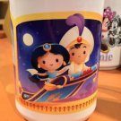 Disney Parks Cute Character Aladdin Ceramic Mug Cup New