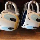 Disney Parks Daisy Duck Ceramic Mug Cup w/ Eyes New