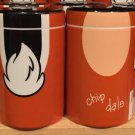 Disney Parks Chip n Dale Signature Collection Salt & Pepper Shakers Set of 2