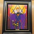 Disney Parks Snow White's Evil Queen Canvas Print by Daniel Killen