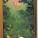 "Disney Parks Disney Pixar ""Up"" Carl's New Adventure LE Canvas Print by Rob Kaz"