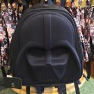 Disney Parks 3-D Backpack Star Wars Darth Vader New