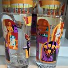 Disney WonderGround Star Wars A Wretched Hive Glass Cup by Shag New