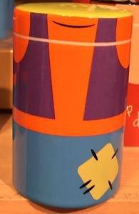 Disney Parks Goofy Signature Collection Salt & Pepper Shaker New