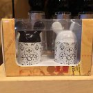 Disney Parks Gourmet Kitchen Collection Mickey Mouse Ears Salt & Pepper Shakers