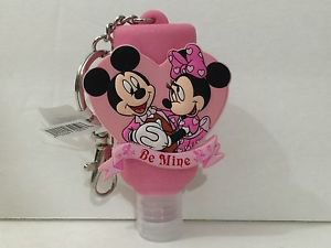 Disney Parks Hand Sanitizer Mickey & Minnie Mouse Be Mine New With Tags
