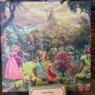 Disney Parks Sleeping Beauty Wrap Print by Thomas Kinkade Studios New