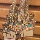 Disneyland Park Sleeping Beauty's Castle Metal Key, Keychain New With Tags