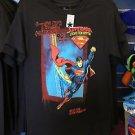 Six Flags Magic Mountain Superman The Ride Men's T-Shirt SIZE: S,M,L XL,XXL New