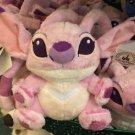 Disney Parks Plush Lilo & Stitch Angel 9'' Stuffed Plush Toy New with Tags