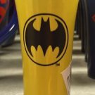 Six Flags Magic Mountain DC Batman Pastel Shot Glass New