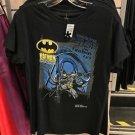 Six Flags Magic Mountain Batman The Ride Men's T-Shirt SIZE: S,M,L XL,XXL New