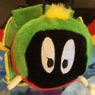 Six Flags Magic Mountain Looney Tunes Marvin The Martian Tube Plush New