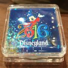 Disneyland Park Exclusive Sorcerer Mickey Mouse Magnet Clip Dated 2016 NEW