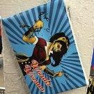 Six Flags Magic Mountain DC Wonder Woman Wristlet Wallet New