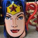Six Flags Magic Mountain DC Justice League Wonder Woman Big Ceramic Mug New