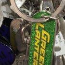 Six Flags Magic Mountain DC Green Lantern Keyring Keychain New