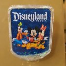 Disneyland Park Exclusive Fab 5 Mickey Minnie Donald Goofy & Pluto Magnet Clip