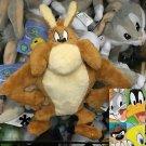 "Six Flags Magic Mountain Looney Tunes Marc Anthony 8"" Mini Plush New"