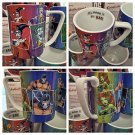 Six Flags Magic Mountain DC Harley Quinn The Joker It's Good To Be Bad Mug New