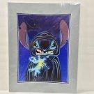 Disney Parks Star Wars Emperor Stitch Deluxe Print by Costa Alavezos New HTF