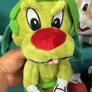"Six Flags Magic Mountain Looney Tunes Commander K-9 Space Dog 10"" Plush New"