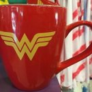 Six Flags Magic Mountain DC Wonder Woman Pastel Ceramic Mug New