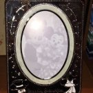 Disney Parks Happily Every After Silver Wedding Photo Picture Frame 5x7