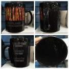 Six Flags Magic Mountain Goliath Jumbo Ceramic Mug 28oz. New