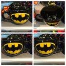 Six Flags Magic Mountain Justice League Batman 24oz Ceramic Mug / Bowl Cup New