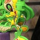 Six Flags Magic Mountain Looney Tunes Zombies Tweety Bird Keyring Keychain New