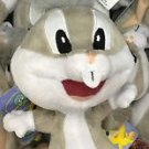 "Six Flags Magic Mountain Looney Tunes Baby Bugs Bunny 8"" Mini Plush New"