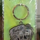 Six Flags Magic Mountain DC Suicide Squad Joker Limited Edition Keychain New