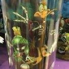 Six Flags Magic Mountain Looney Tunes Zombies Marvin the Martian Tumbler Cup New