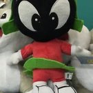 """Six Flags Magic Mountain Looney Tunes Baby Marvin The Martian 12"""" Plush New"""
