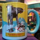 Disney Parks Star Wars The Empire Strikes Back Ice Planet Hoth Ceramic Mug NEW
