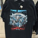 Six Flags Magic Mountain Believe in Justice T-Shirt SIZE S,M,L XL,XXL New