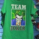 Six Flags Magic Mountain Team Joker Green T-Shirt SIZE S,M,L XL,XXL New