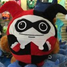 Six Flags Magic Mountain DC Comics Harley Quinn Pillow Plush New