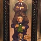 Disney Parks The Haunted Mansion Quick Sand Mini Canvas Frame New