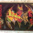 Six Flags Magic Mountain DC Comics Batman Collage Acrylic Magnet New