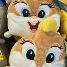 Six Flags Magic Mountain Looney Tunes Lola Bunny Large Tube Plush New with Tags