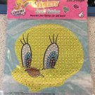 Six Flags Magic Mountain Looney Tunes Tweety Bird Multi Use Sticker Decal  New