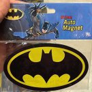 Six Flags Magic Mountain Batman Logo Multi Use Decal Magnet New