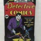 DC COMICS DETECTIVE COMICS THE JOKER BATMAN AND ROBIN WOOD PLAQUE 13X19 NEW