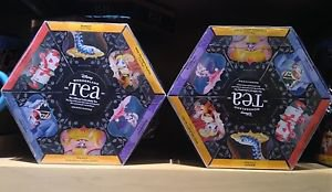 Disney Parks Exclusive Alice In Wonderland Tea Gift Set 6 Flavors 48 Bags new