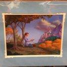 Disney Parks Princess Belle Belle's Favorite Tale Print by Larry Nikolai NEW
